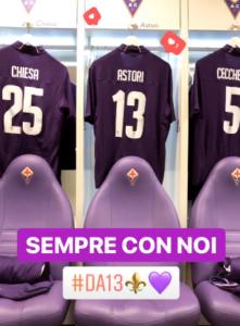 Ph Fiorentina, Astori