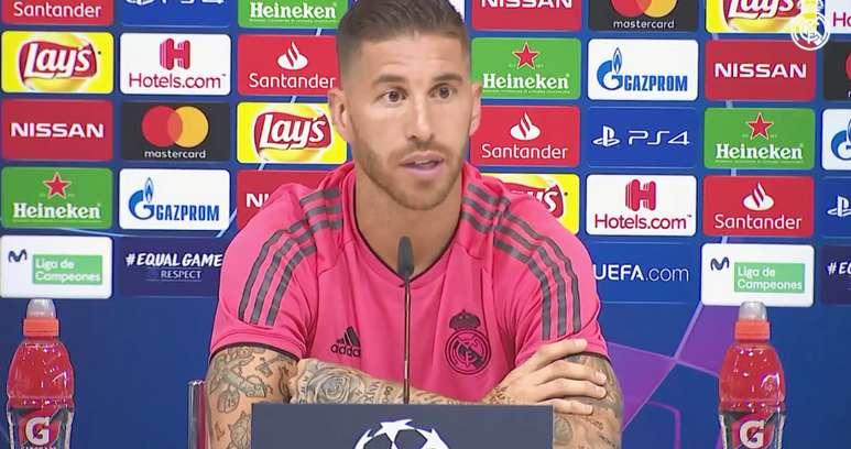 Ramos, Real Madrid