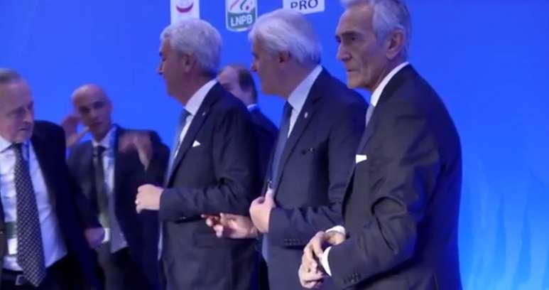 Ph Assemblea Elettiva FIGC, Gravina