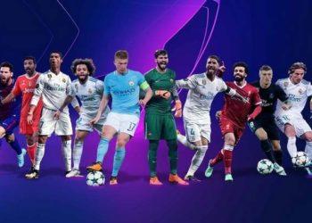 Foto Uefa.com, top Champions