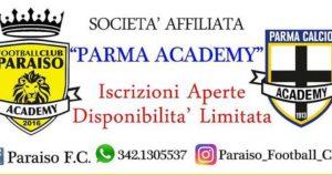 Campania Paraiso e Parma