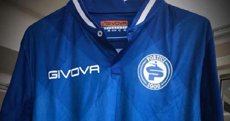 Ph Portici, maglia ufficiale