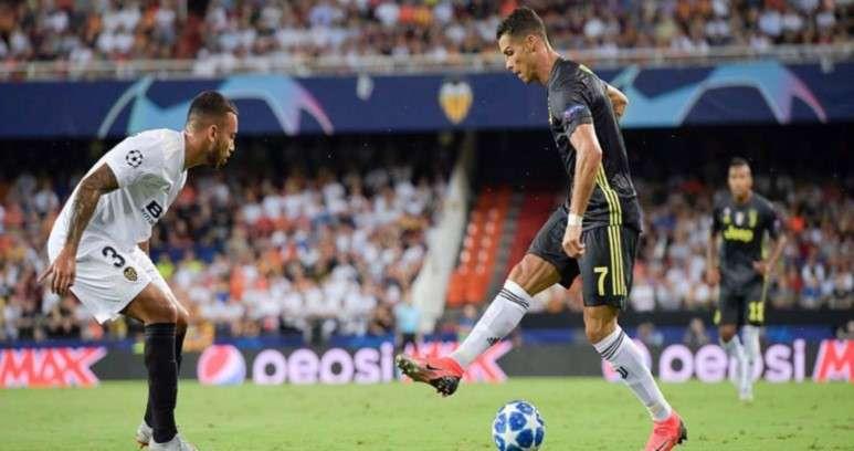 Ph Juventus, Ronaldo