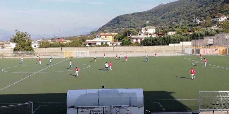 Real Poggiomarino-Rione Terra 4-1