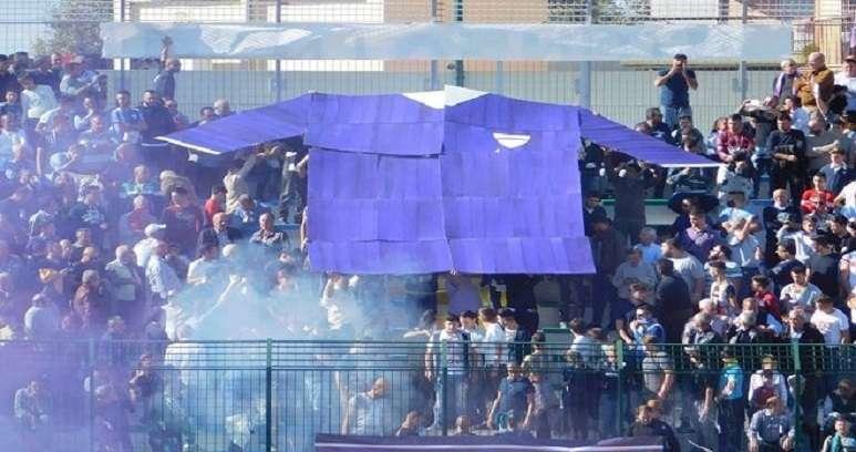 Casoria-Afro Napoli 1-0, allo scadere i viola si aggiudicano il recupero di rigore - Il resto del calcio