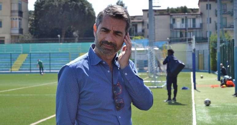 Antonio Gargiulo presidente Afro Napoli ph Afro Napoli United