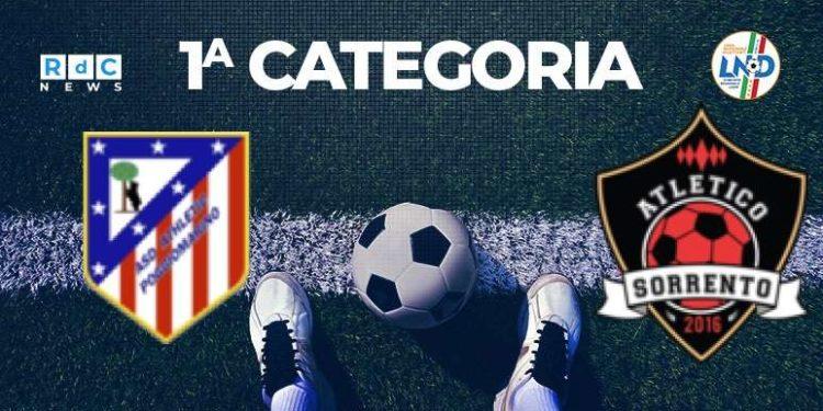 Athletic Poggiomarino-Atletico Sorrento 2-1