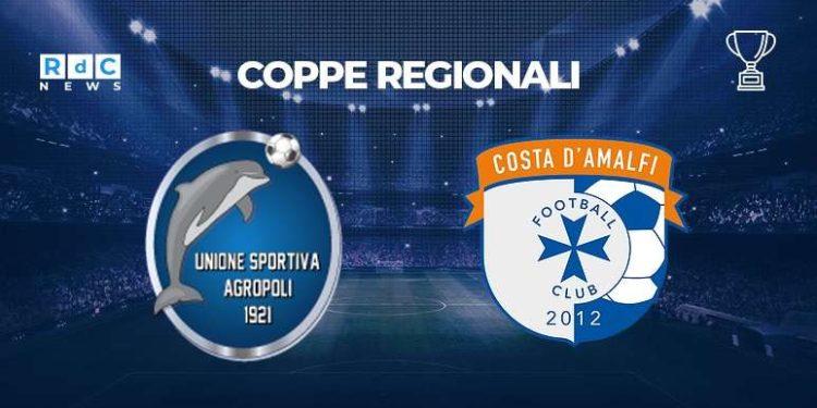 Agropoli-Costa Amalfi 4-1