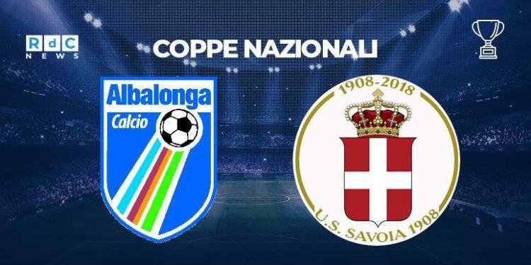 albalonga-savoia 2-1