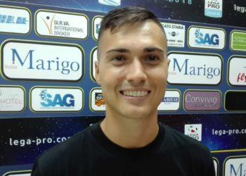 Alessandro Mastalli capitano Juve Stabia ph Il Resto del Calcio