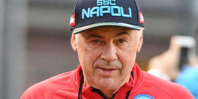 Ancelotti ph SSC Napoli