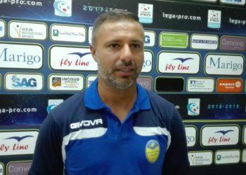Antonino Amarante allenatore Scafatese