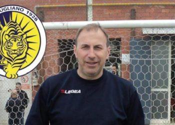 Daniele Buglione, allenatore dei portieri del Giugliano