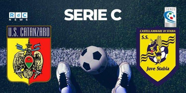 Catanzaro-Juve Stabia 0-3