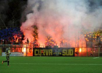 Curva Sud Juve Stabia Romeo Menti ph S.S. Juve Stabia - Rosario Criscuolo