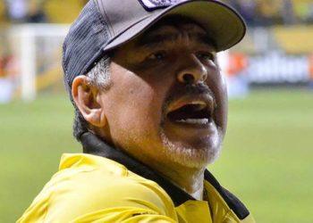 Diego Armando Maradona ph Dorados de Sinaloa