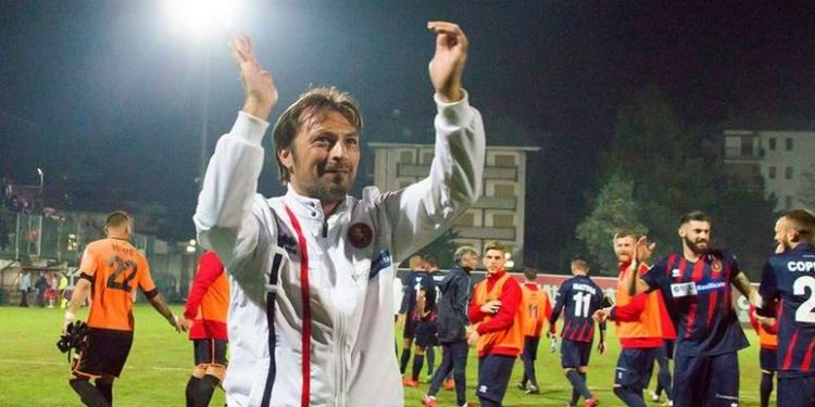 Giuseppe Raffaele ph Potenza Calcio Gerry Coviello