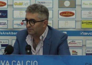 Giuseppe Zippo Albanova Calcio