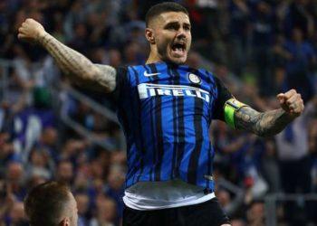 Icardi esultanza ph Inter F.C.