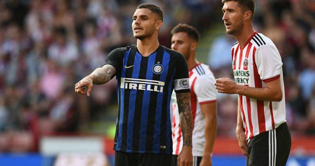 Icardi ph Inter F.C.