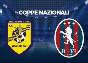 Juve Stabia-Potenza 1-2