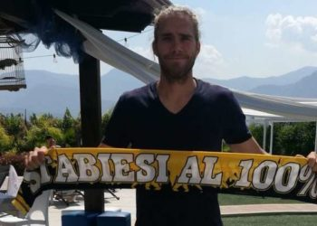 Magnus Troest ph S.S. Juve Stabia