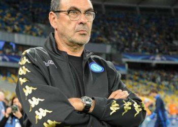 Maurizio Sarri, ph ssc napoli