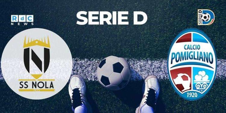 Nola-Pomigliano 0-1