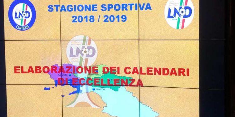 Calendario Eccellenza.Calendari Eccellenza Campania Live Ecco Il Calendario