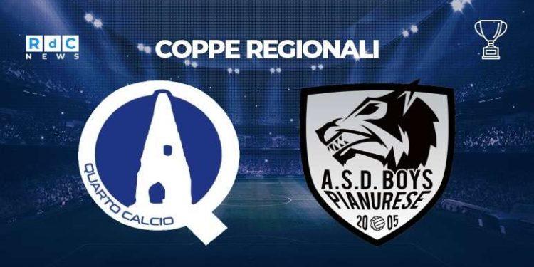 Quarto-Boys Pianurese 2-1