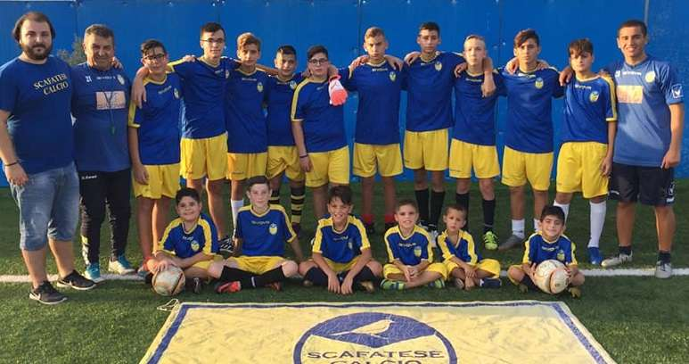 Scuola calcio Scafatese ph Scafatese Calcio