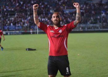 Simone Simeri ph Novara Calcio
