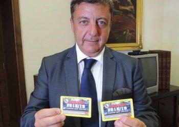 Sindaco Palomba ph Turris Calcio