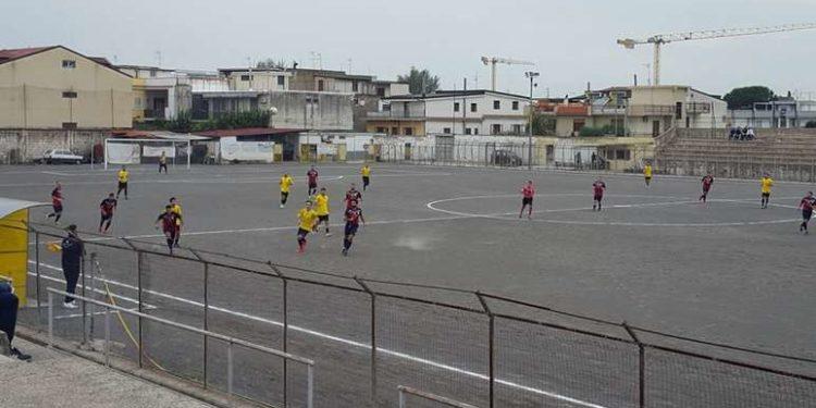Terzigno-Santa Maria Assunta 0-1