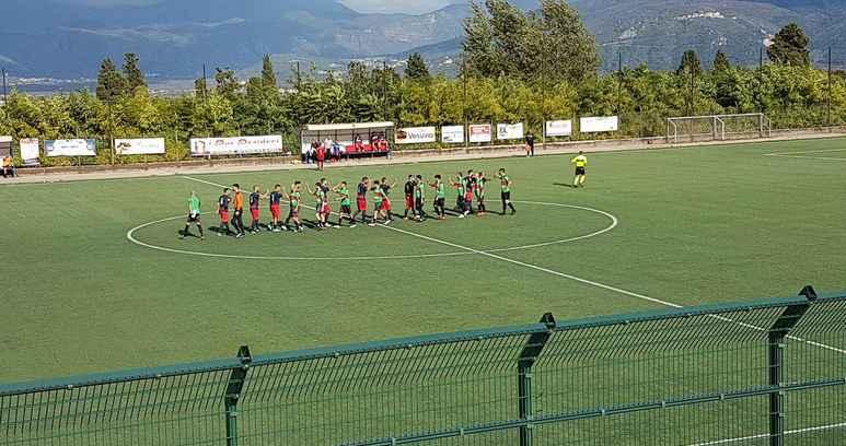 Terzigno-Sporting Campania 0-1