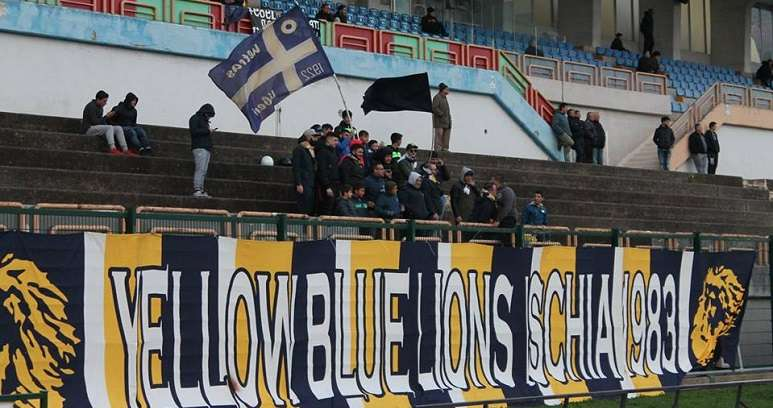 Tifosi Ischia ph SSD Ischia Calcio