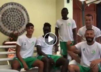 Video-invito dell'Afro Napoli