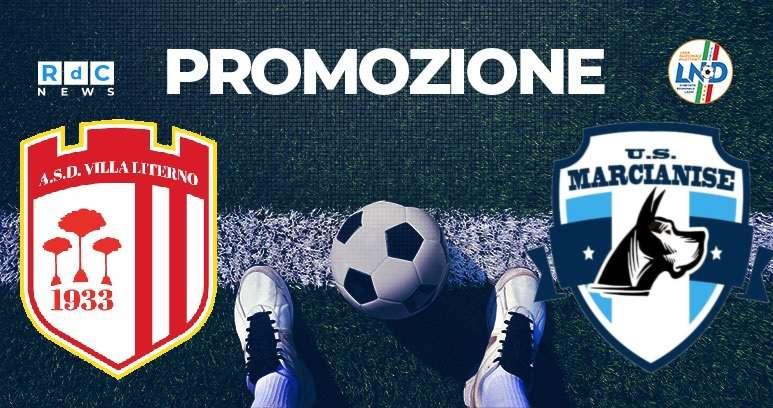 Villa Literno-Marcianise 1-2