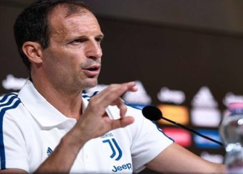 Ph Juventus, Allegri