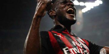 Kessie, ph AC Milan