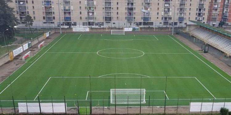 Ph Don Guanella Scampia, Stadio Landieri