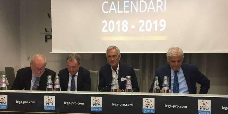 Ph Serie C, i calendari