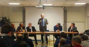 Sibilia, da Commissario FIGC Campania