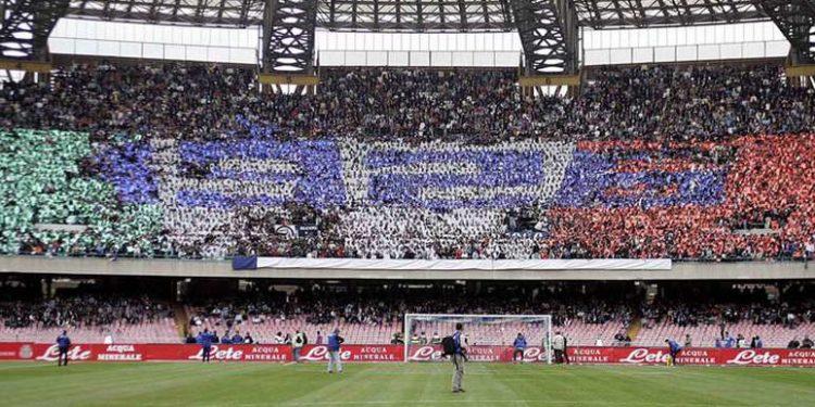 stadio san paolo, ph SSC Napoli