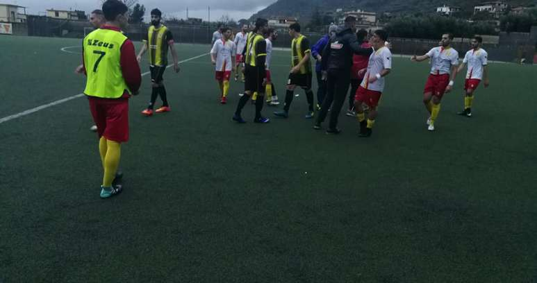 Sant'Antonio Abate-Maued Sport 1-0