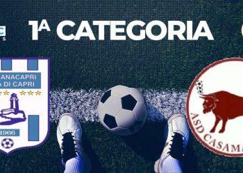 Real Anacapri-Casamarciano 3-2