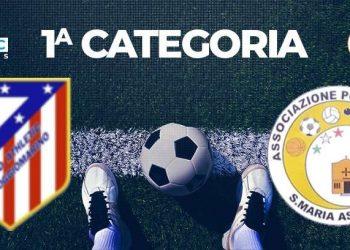 Athletic Poggiomarino-Santa Maria Assunta 0-1