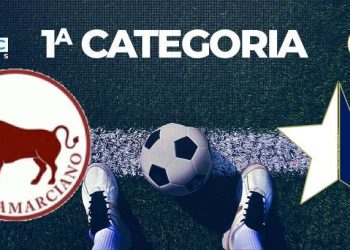 Casamarciano-Sant'Anastasia 1-1