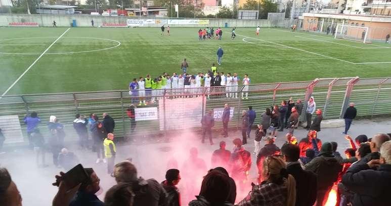 Casoria vs Afro Napoli ph Casoria Calcio