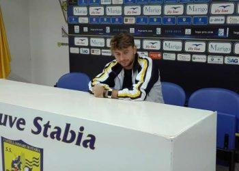 Giacomo Calò centrocampista Juve Stabia